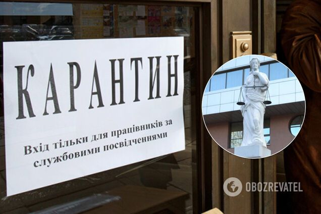 Конституційний суд зобов'язали перевірити законність карантину в Україні