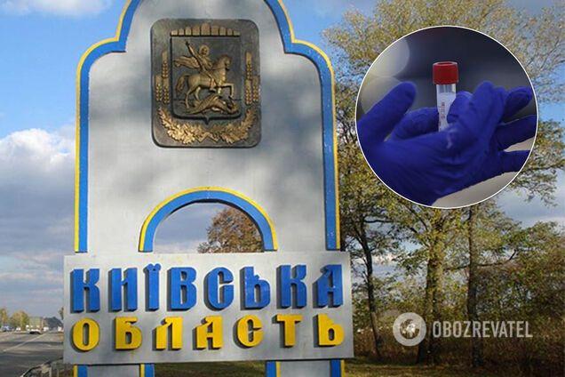 На Киевщине почти 1,7 тысячи зараженных коронавирусом. Иллюстрация