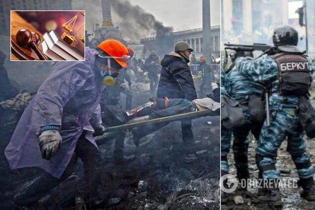 Розгляд справи про розстріли на Майдані зірвався