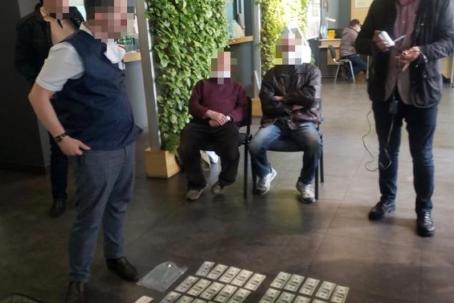В прокуратуре Киева требовали взятку