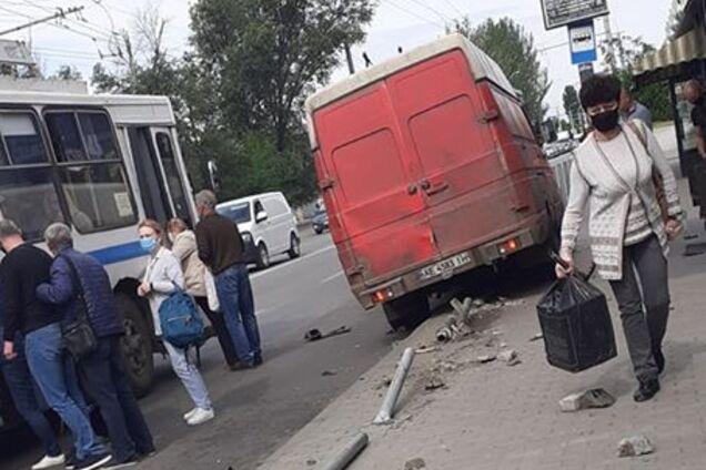 ДТП на Образцова