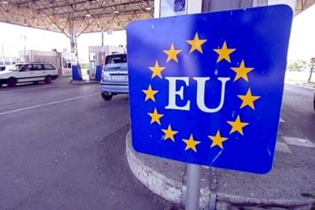 В ЕС упало производство