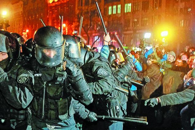 За разгон Майдана будут судить бывшего беркутовца, еще одному сообщили о подозрении