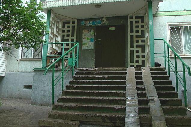 Дом, где находился нелегальный детсад