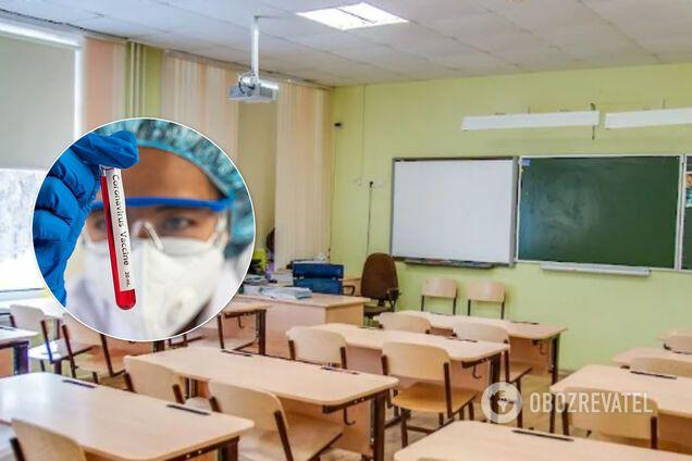 У Києві коронавірус підхопила директорка школи