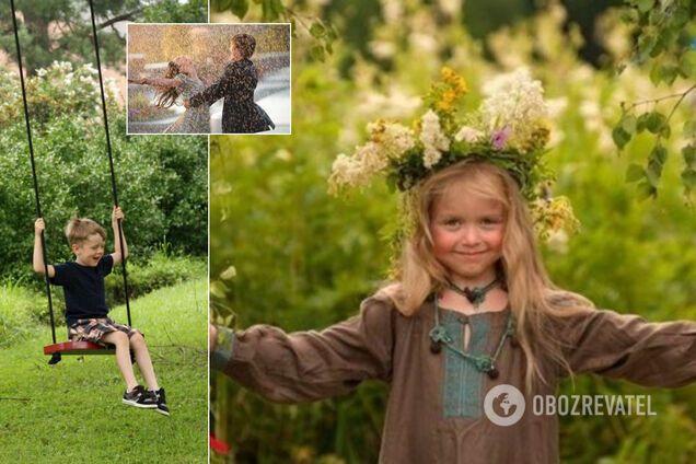 В Украине 6 июня и на Троицу будет тепло