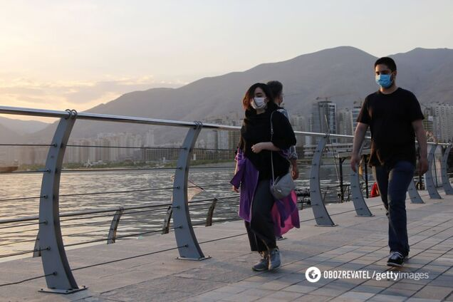 Иран сообщил о второй волне коронавируса