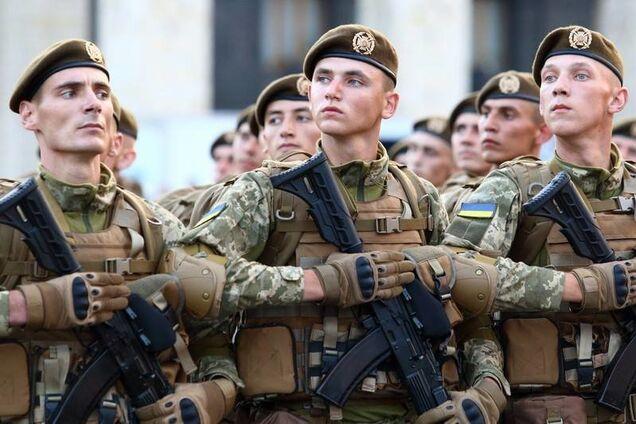 Призыв в армию в Украине
