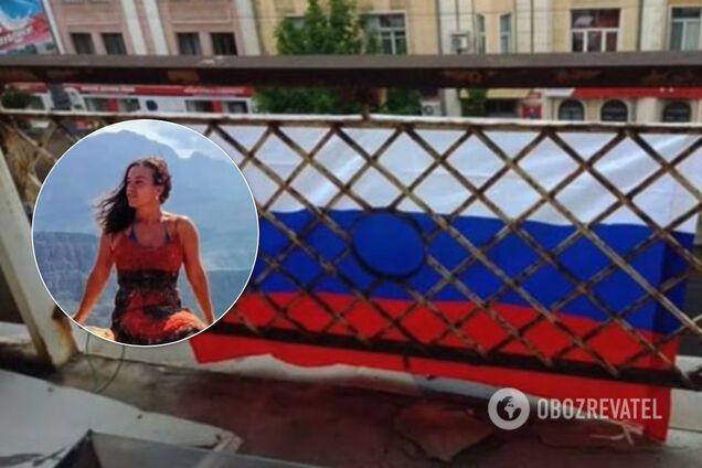 Евгению Йепес-Веньесу задержали из-за флага РФ на балконе