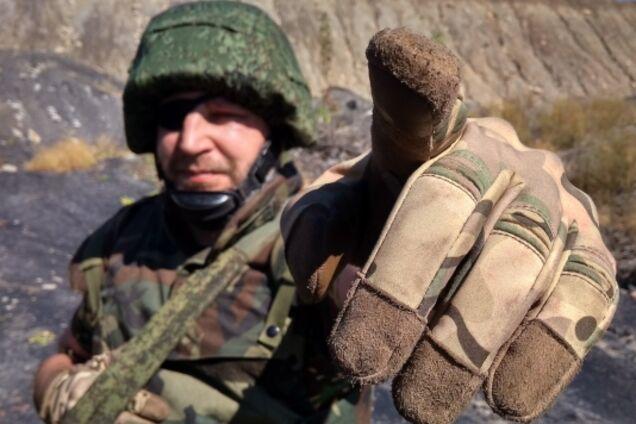 Как маскируются российские наемники