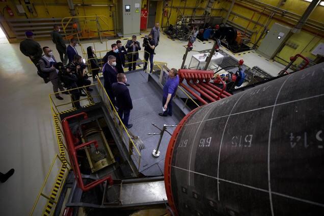 """Павлоградський хімзавод вироблятиме паливо для ракет """"Вільха"""" і """"Нептун"""""""