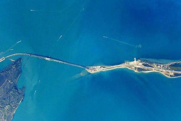 Подходной канал Керченского порта обмелел