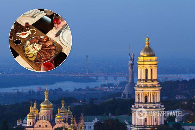 В Киеве пока не откроют залы кафе и ресторанов. Иллюстрация