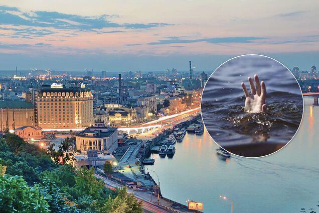 В Гидропарке Киева из воды достали тело мужчины. Иллюстрация