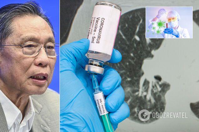 У Китаї сказали, коли буде готова вакцина проти коронавірусу