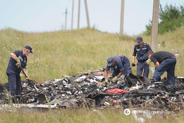 Над Донбассом сбили Boeing 777 рейса MH17