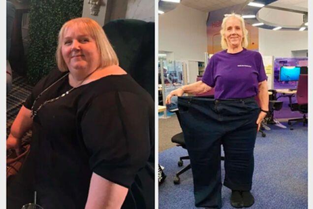 Женщина поделилась секретом успешного похудения