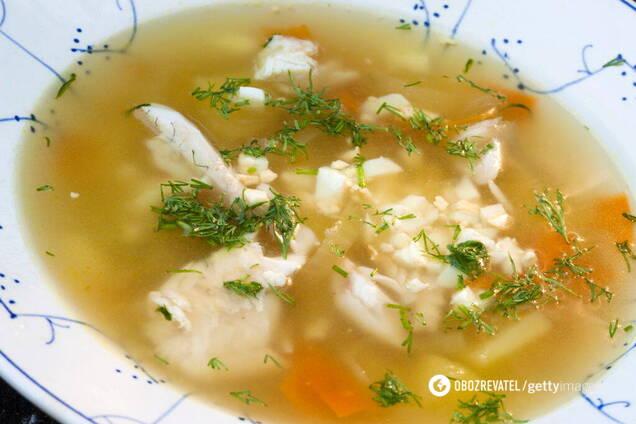 Белая морская рыба также прекрасно подойдет в этом блюде