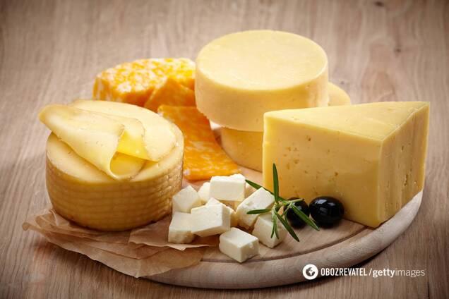 Сыр может снизить риск сердечных заболеваний и инсульта