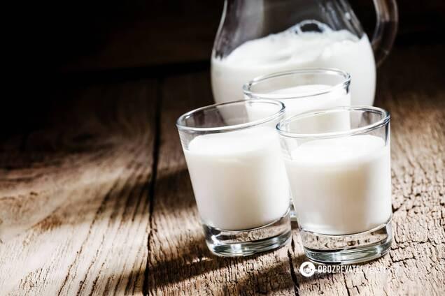 У козячому молоці міститься більше кальцію, ніж у коров'ячому