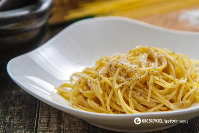 Несвежие макароны могут привести к пищевому отравлению