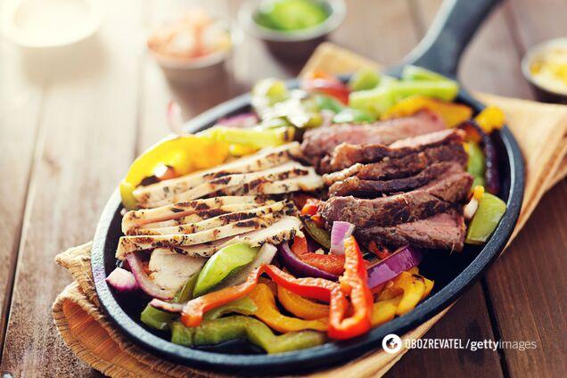 Мясо с перцем улучшает усвоение железа