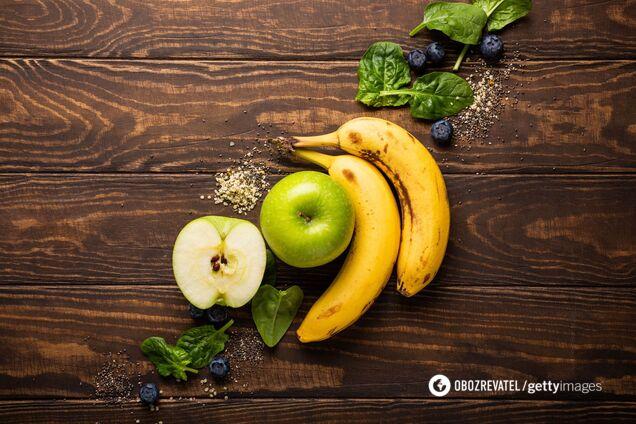 Банановое пюре может использоваться для подслащивания блюд