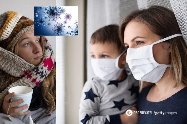 """Вирусологи говорят, что штамм вируса гриппа """"Гонконг"""" похож на коронавирус"""