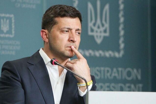 Зеленский назвал условия для перехода на онлайн-школу в Украина. Фото Офиса президента