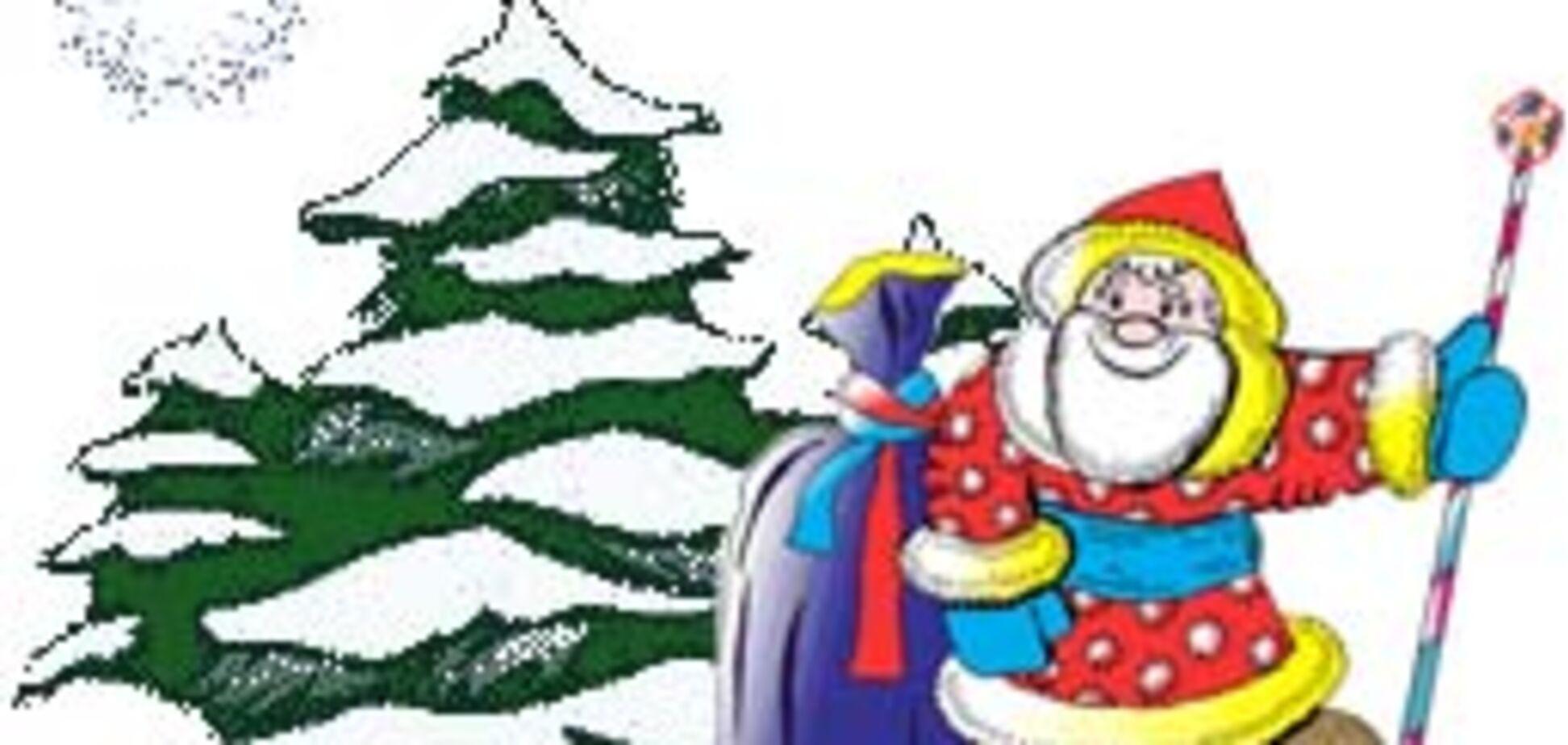 Вокруг усадьбы Деда Мороза  появится сказочный лес