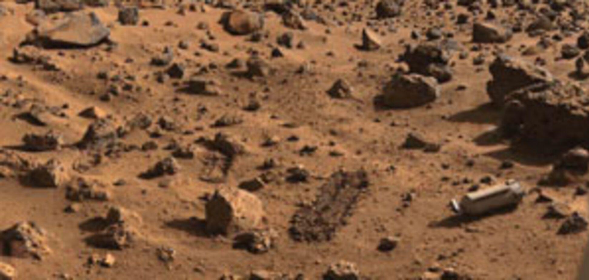 Не знайдено ще один доказ відсутності життя на Марсі