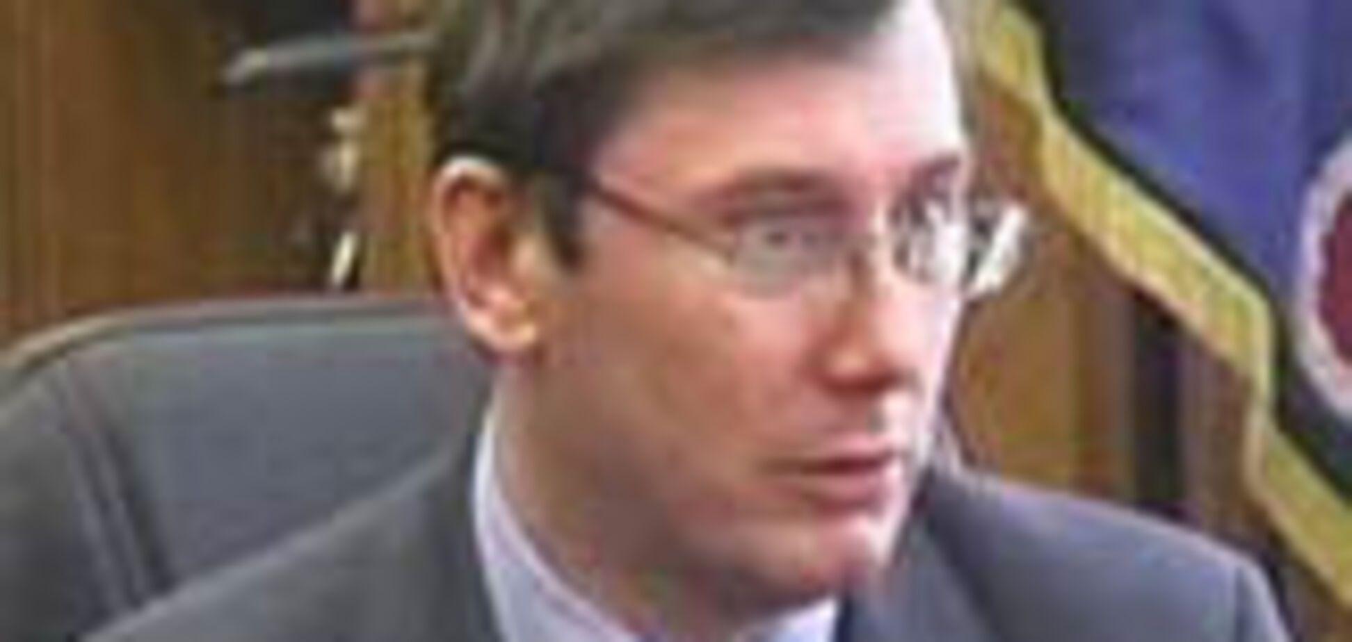 Юрiй Луценко: 'Найстрашнiше для мене - стати непотрiбним'