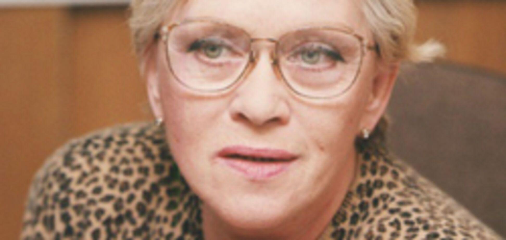 Аліса Фрейндліх: 'Дамі, якій вдалося б відвести у мене чоловіка, я можу лише позаздрити'
