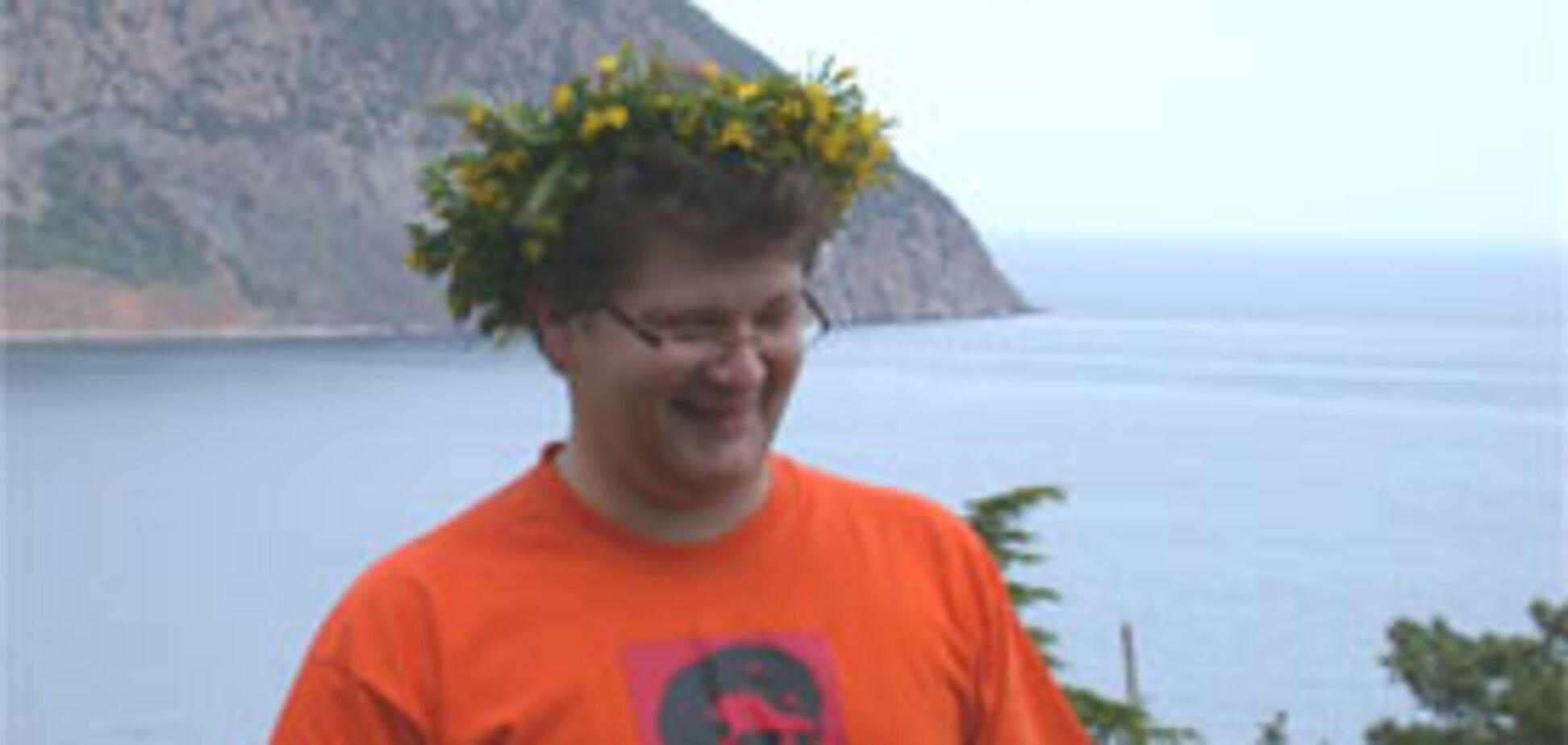 Тележурналіст Володимир Ар'єв: 'У 1991 році я писав листівки кульковою ручкою!'