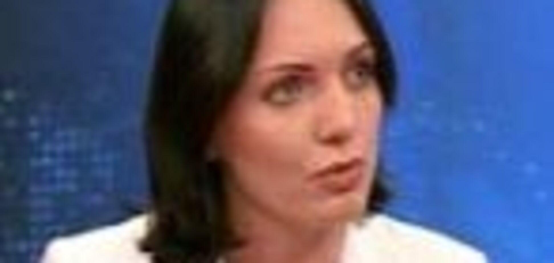 Мирослава Гонгадзе: 'Україна - дивна країна: один президент вбиває, інший - нагороджує'
