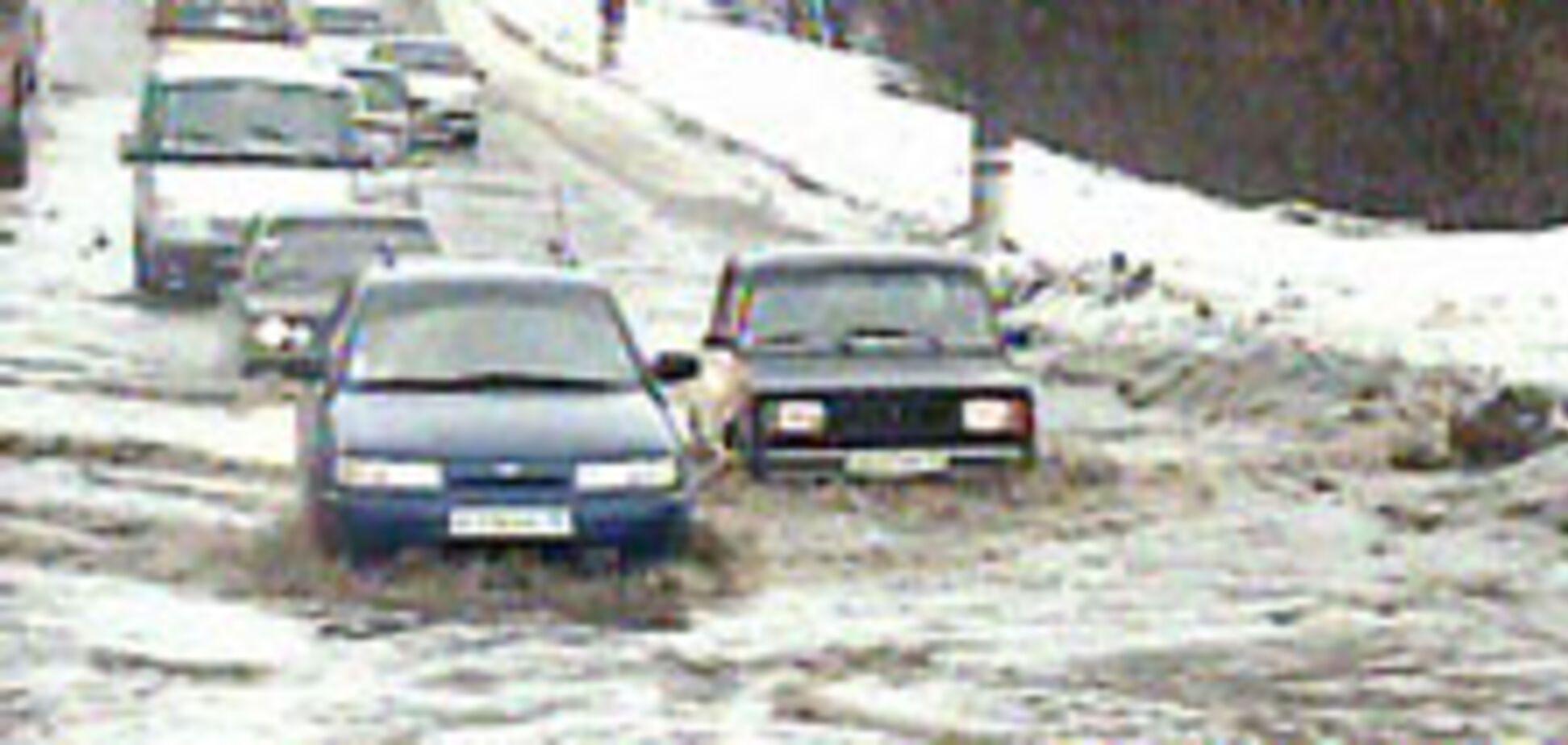 Грядут наводнения и тропические ливни