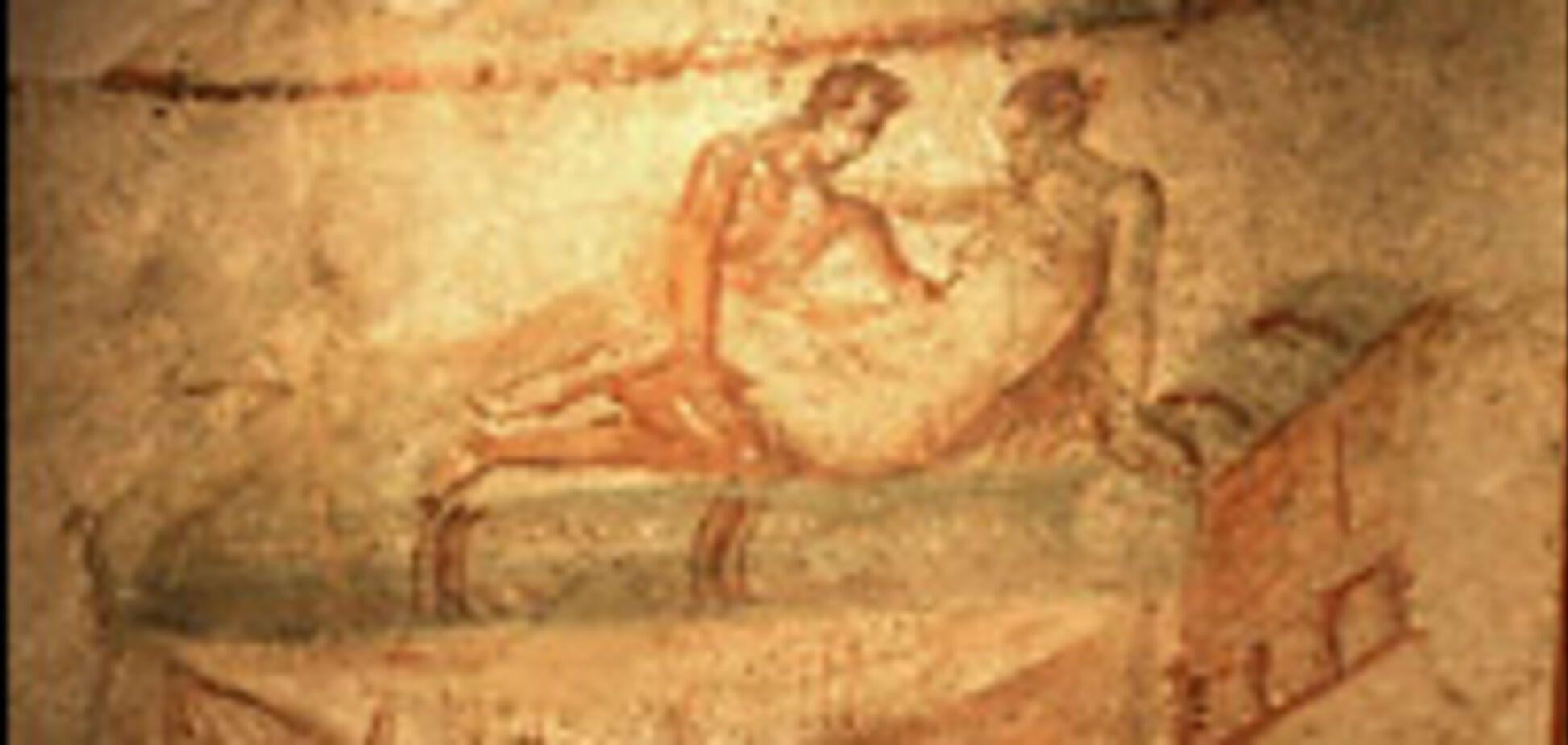 В Помпеях открылся античный бордель