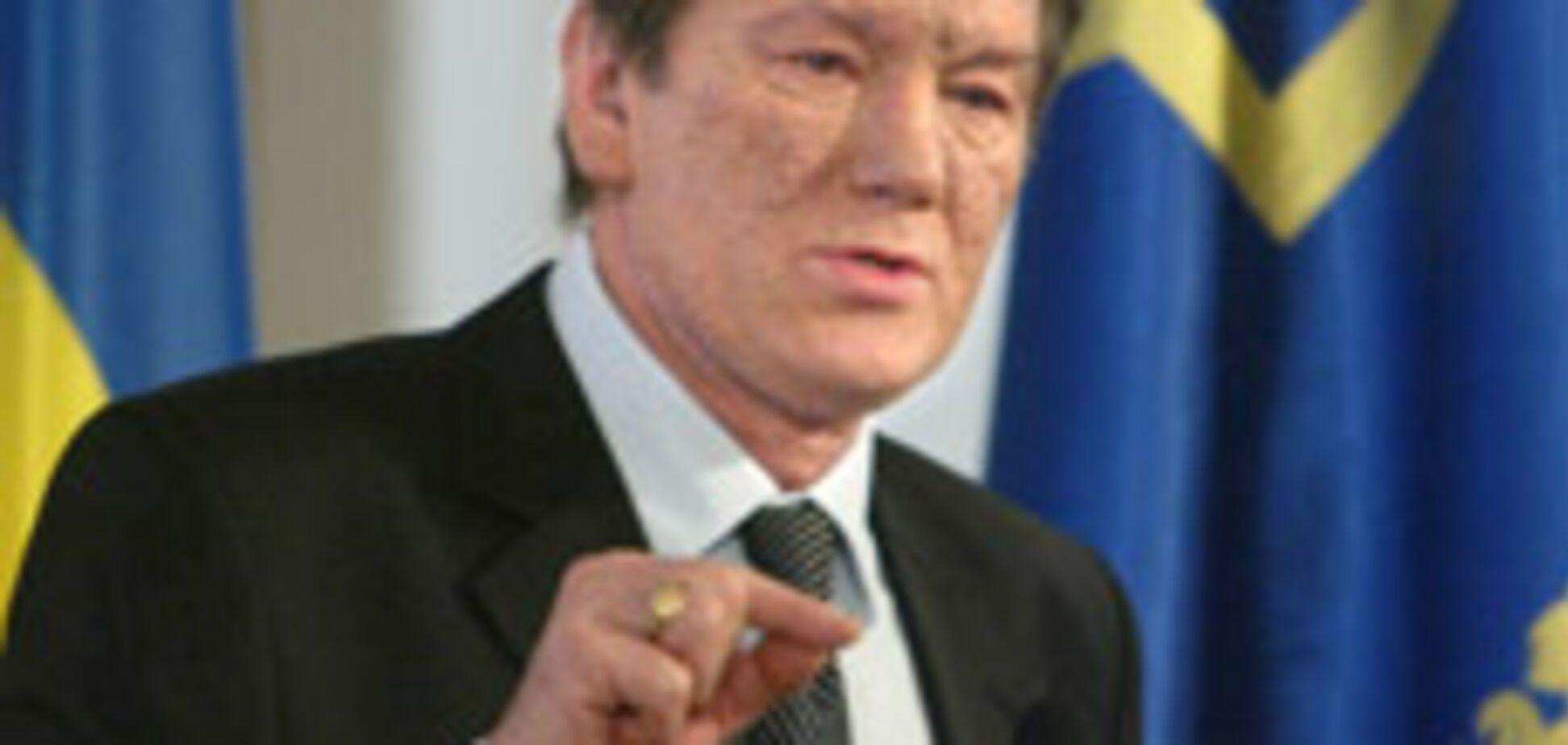 Ющенко не довіряють майже дві третини країни