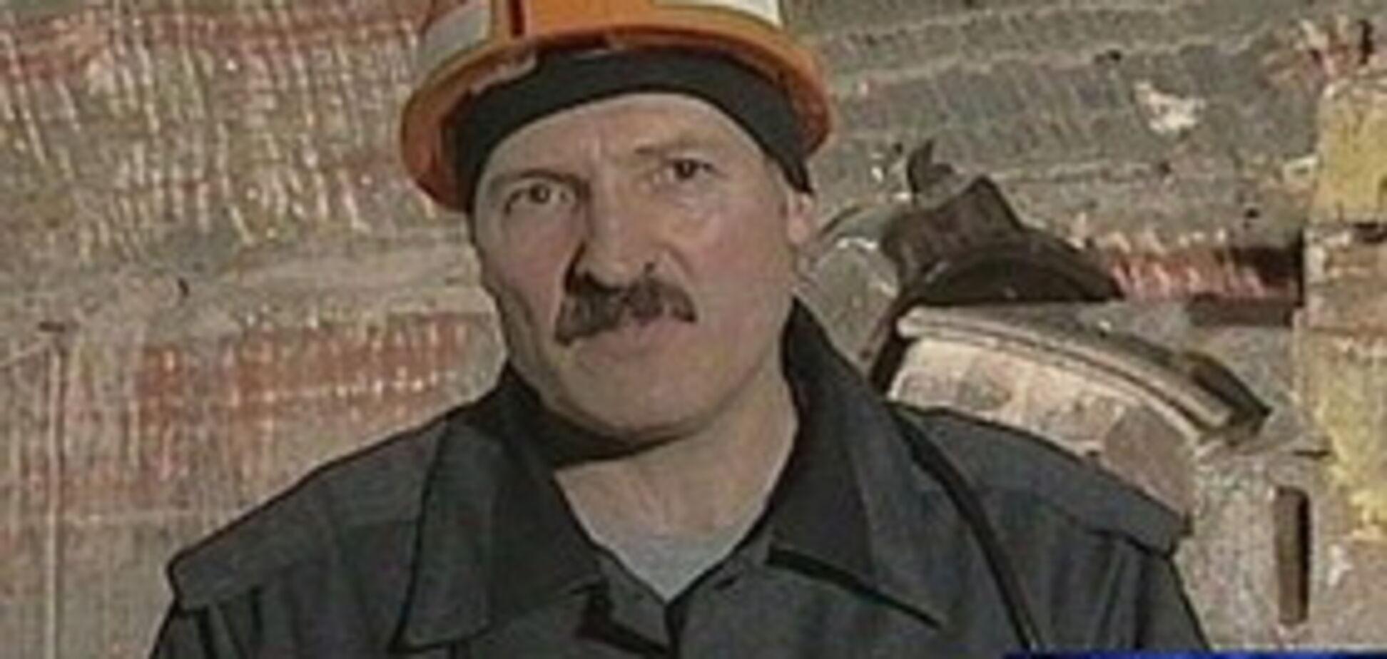 Лукашенко очутился в самой глубокой шахте Белоруссии