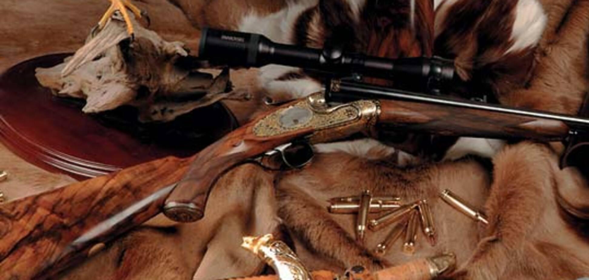 Як полювати на оленів без гвинтівки? Паркани ставити. ФОТО