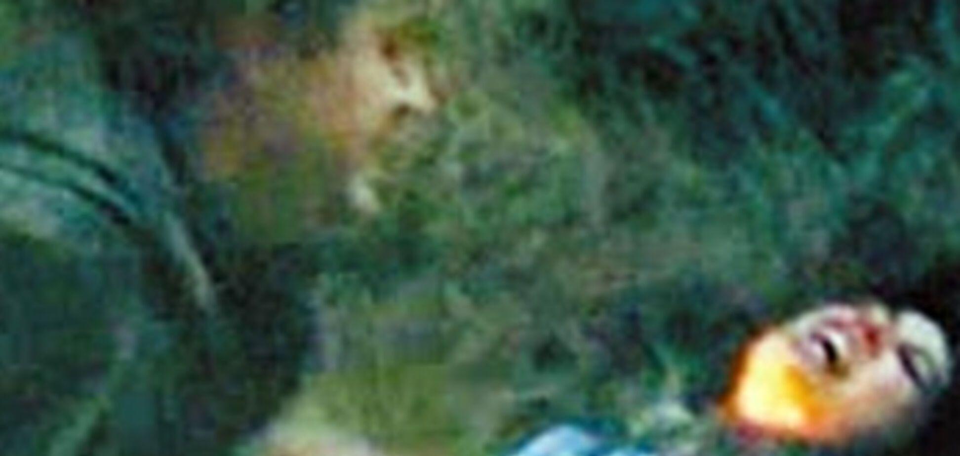 Згвалтування Анастасії Заворотнюк на сіннику. Відеозвіт