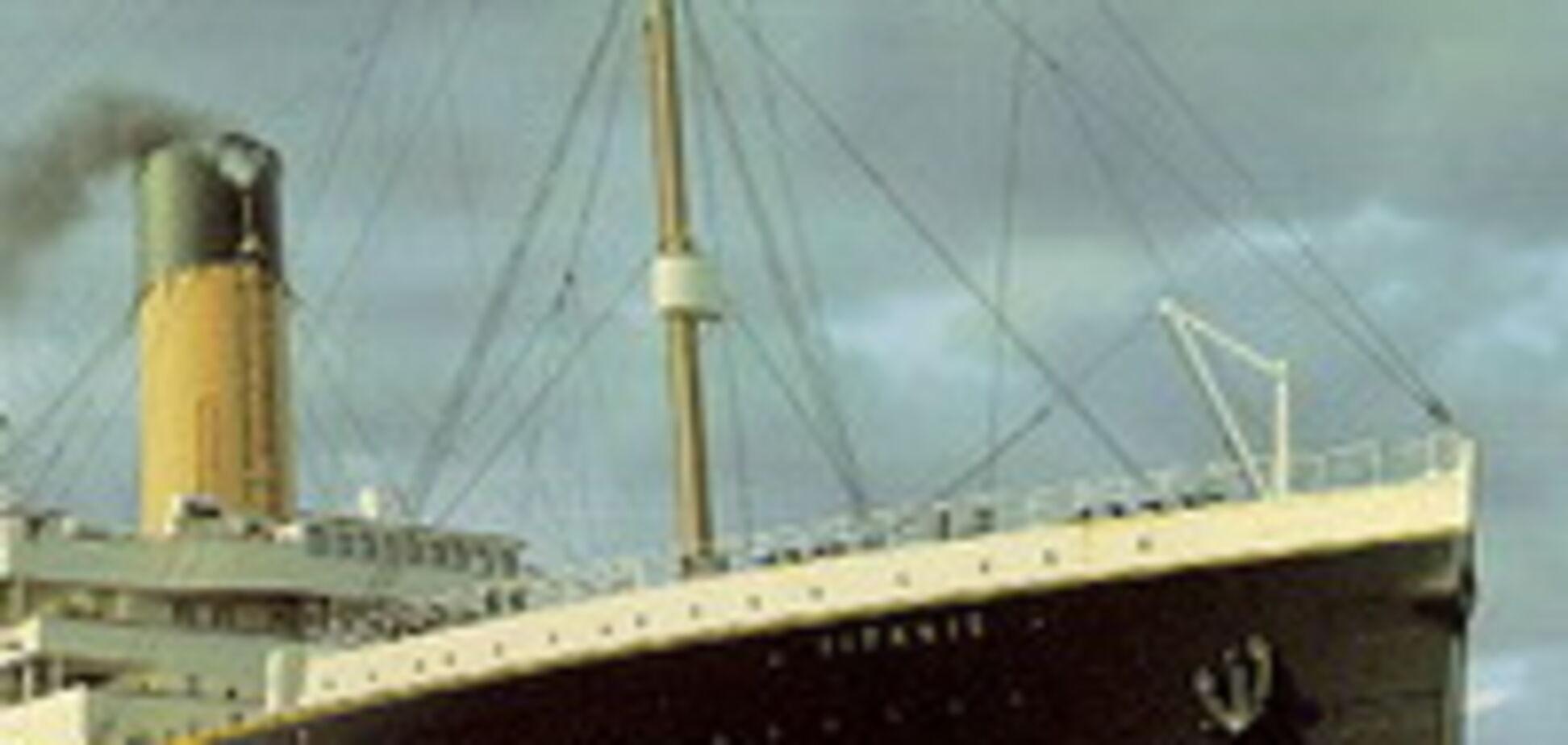 Розкрито сенсаційні таємниці 'Титаніка'
