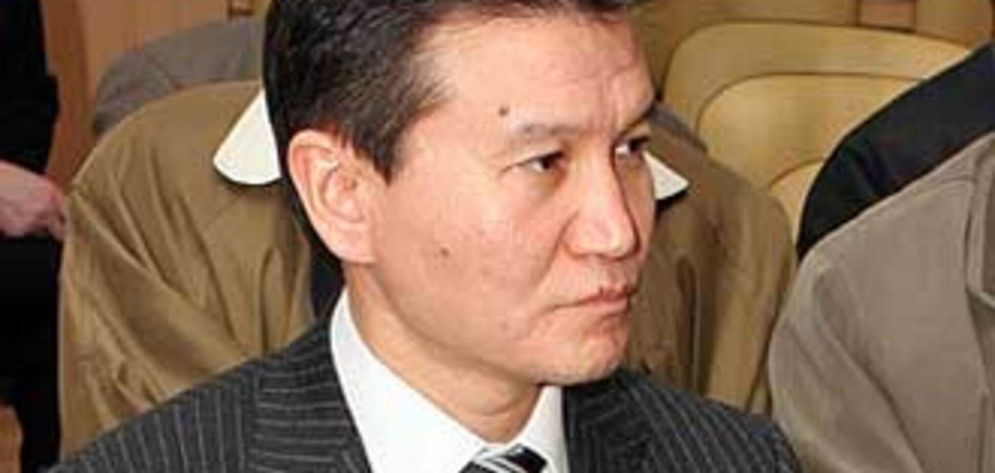 Президент Калмыкии пострадал в ДТП