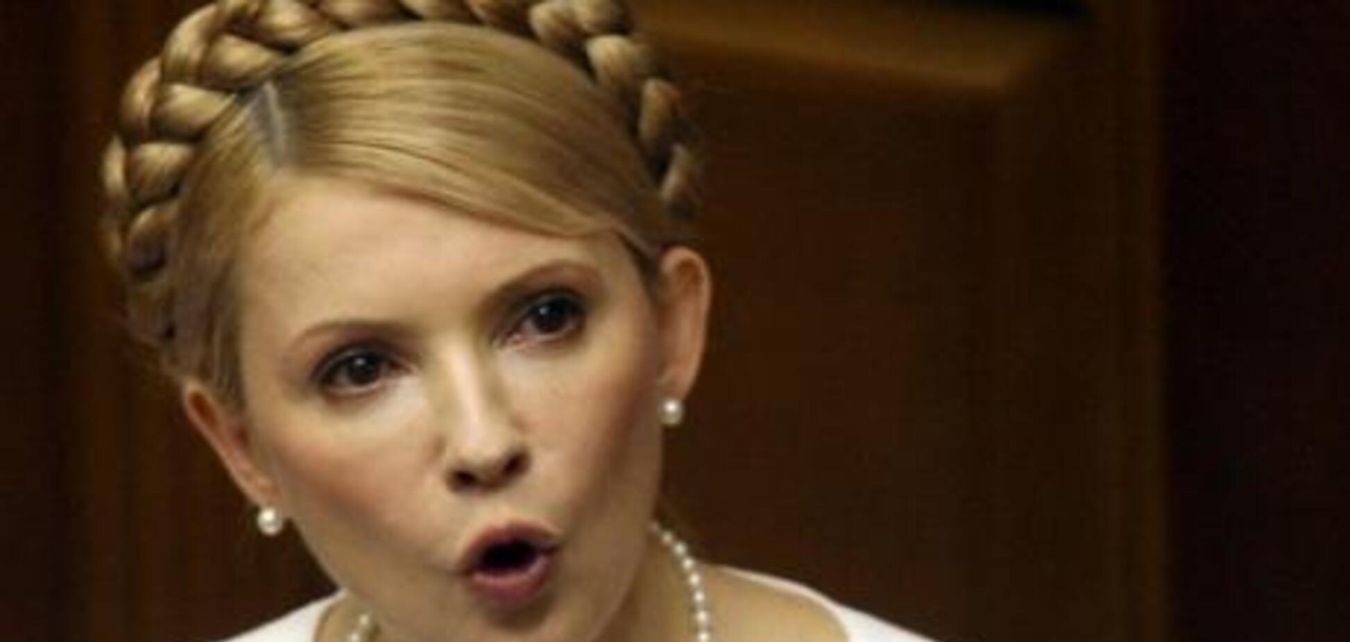 Психоаналитический портрет Тимошенко. Детская эротика
