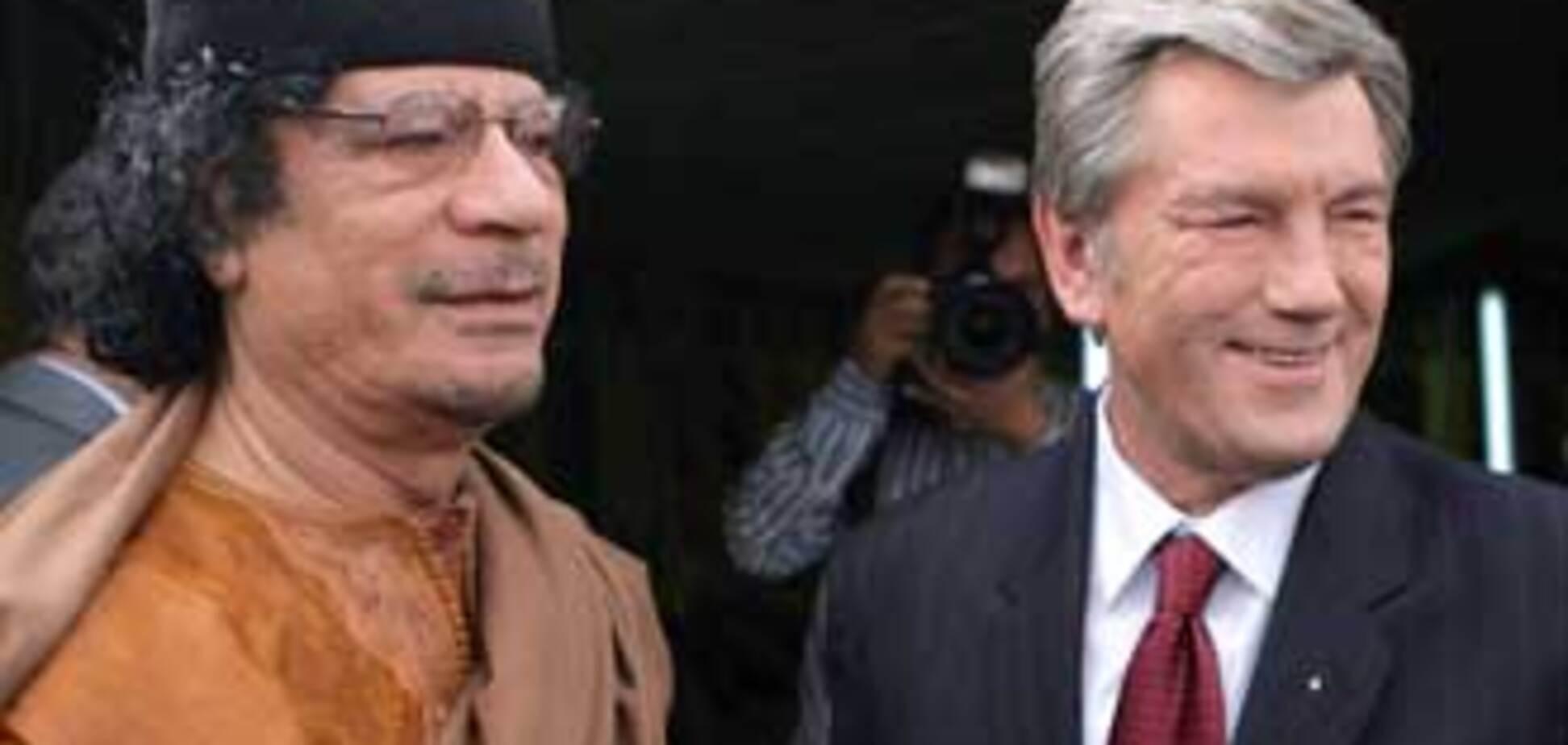 Сегодня Ющенко встречается с легендарным революционером
