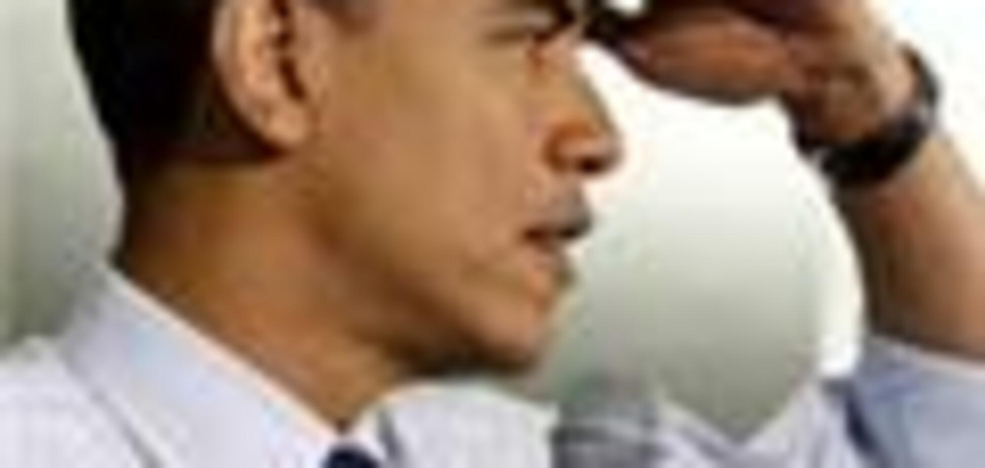 Обама проголосовал на выборах президента США