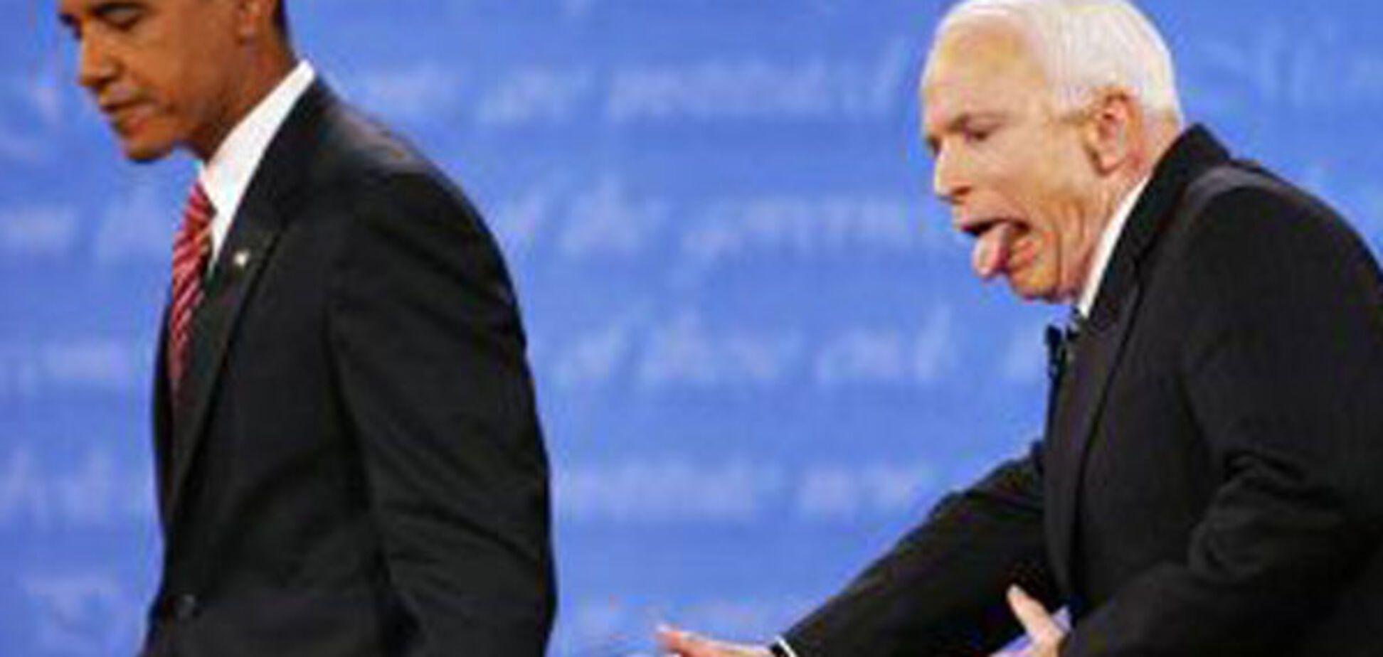 Обама протянул руку аутсайдеру