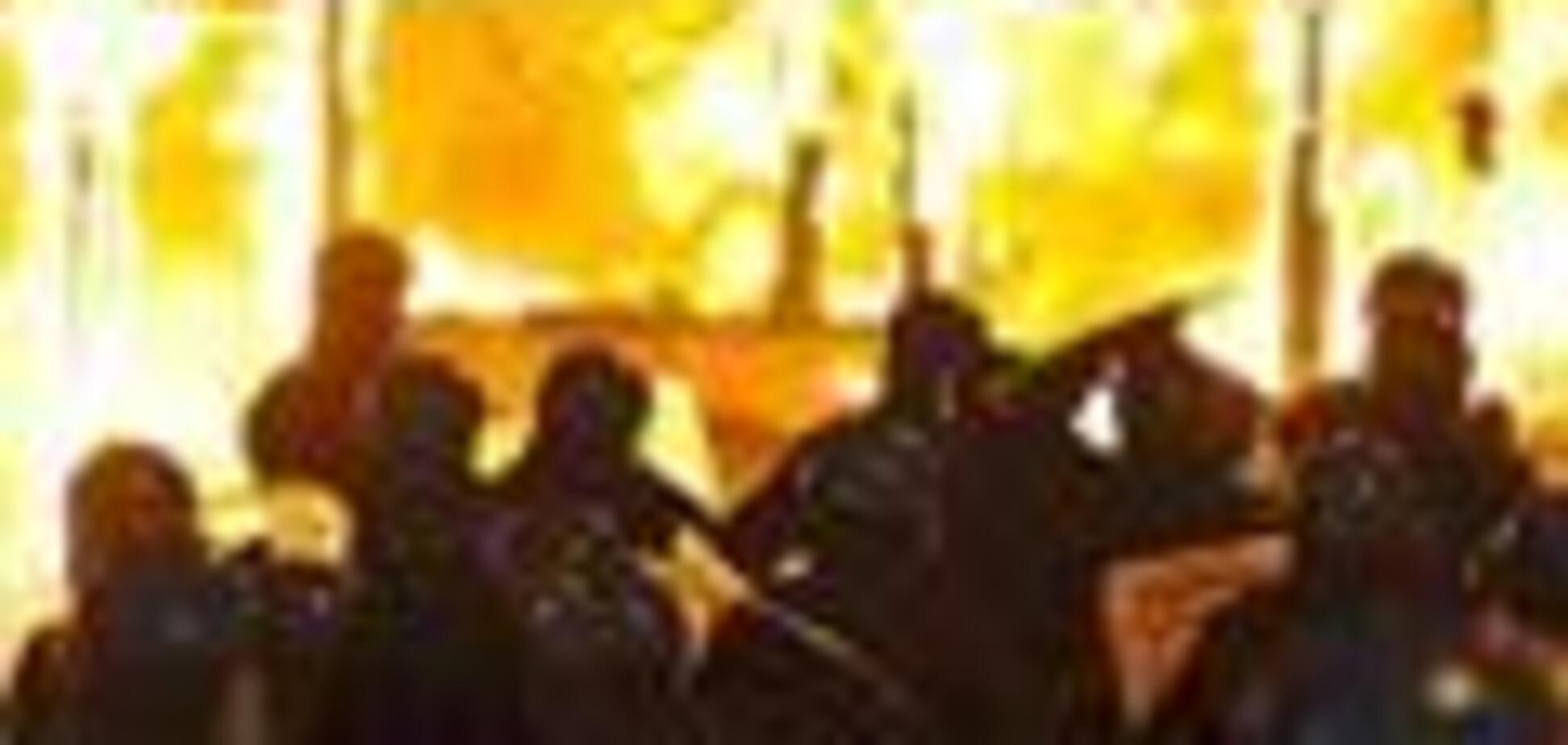 20 туристов сгорели заживо в Германии