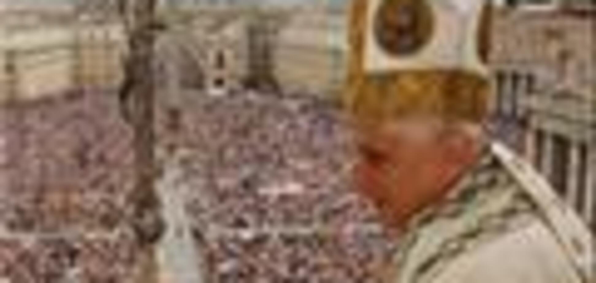 Папа Римский благословил победу Барака Обамы