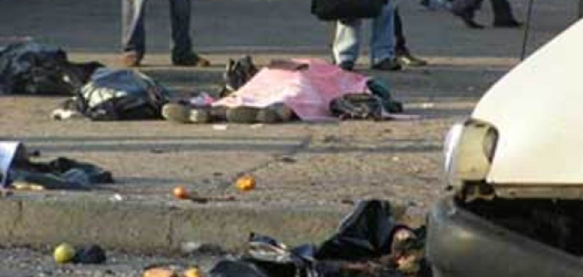 Взрыв во владикавказской маршрутке. Более десятка жертв